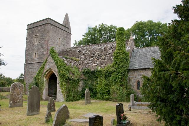 Whitson Church, Whitson, Newport Whitson_DSC6706A.jpg Photo © Martin Crampin