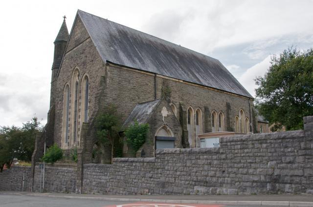Church of St John the Baptist, Dowlais, Merthyr Tydfil, Glamorgan Dowlais_DSC7013A.jpg Photo © Martin Crampin