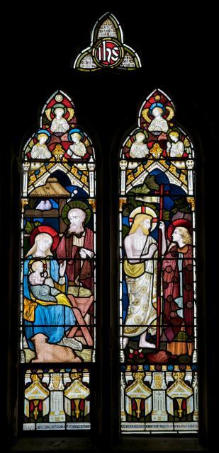 The Nativity and Resurrection