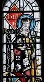St Catherine: St Catherine, St Nicholas and St Maurice