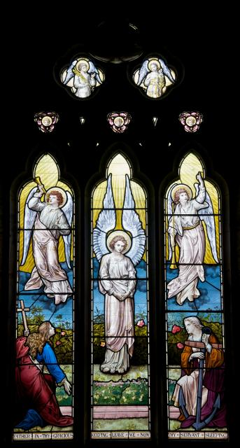 Faith and Hope with Angels