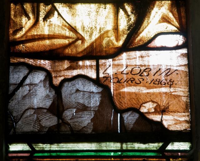 Signature    from    The Raising of Lazarus