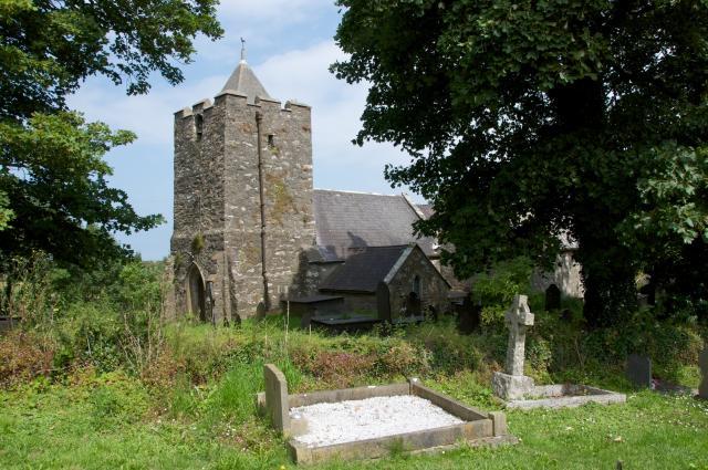 Church of St Mary, Llanfairynghornwy, Anglesey LlanfairyngNghornwy_DSC5903A.jpg Photo © Martin Crampin
