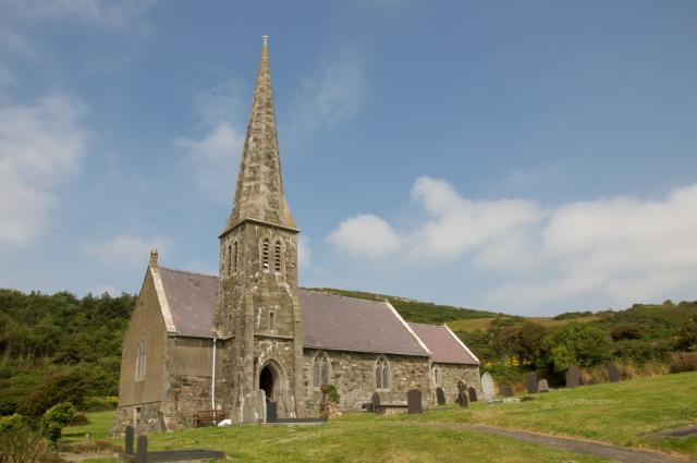 Church of St Rhuddlad, Llanrhyddlad, Anglesey Llanrhuddlad_DSC5900A.jpg Photo © Martin Crampin