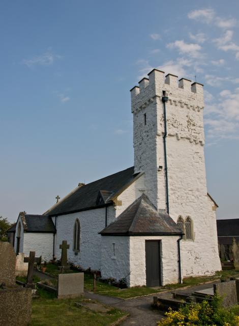 Church of St Mary, Pennard, Swansea Pennard_DSC2117A.jpg Photo © Martin Crampin