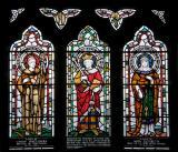 St Gwynllyw with St Cadog and St Gwladys