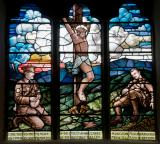The Crucifixion with Soldiers
