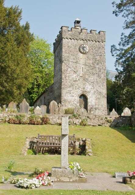 Church of St Teilo, Bishopston, Swansea Bishopston_DSC2071A.jpg Photo © Martin Crampin