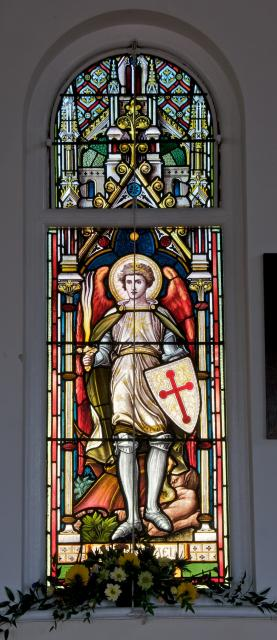 St Michael    from    Archangels