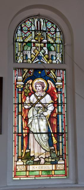 St Uriel    from    Archangels