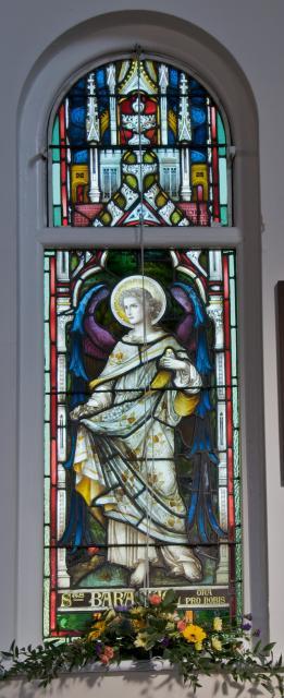 St Barachiel    from    Archangels