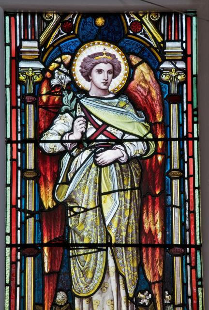 St Gabriel    from    Archangels