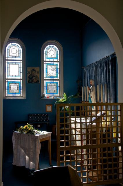 Lady Chapel Windows