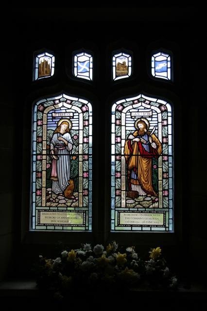 St Matthew and St Bridget