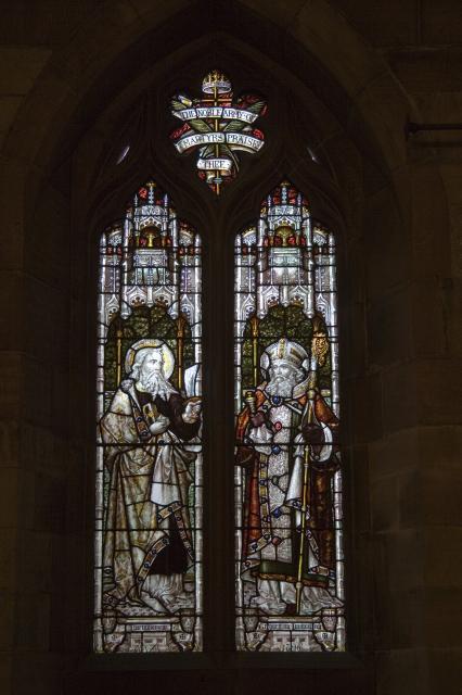 St Bartholemew and Gregory the Illuminator