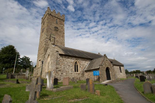 Church of St Illtyd, Pembrey, Carmarthenshire Pembrey_DSC5542A.jpg Photo © Martin Crampin