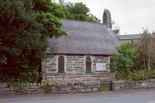 Christ Church, Talsarnau, Gwynedd Talsarnau_DSC5992A.jpg Photo © Martin Crampin
