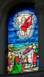 The Ascension    from    Transfiguration, Resurrection and Ascension