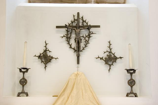 Crucifix with Thorns