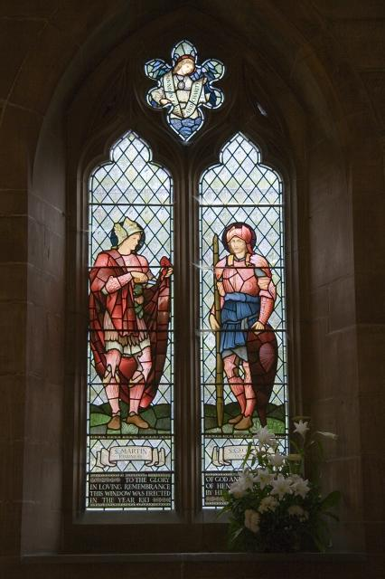 St Martin and St George