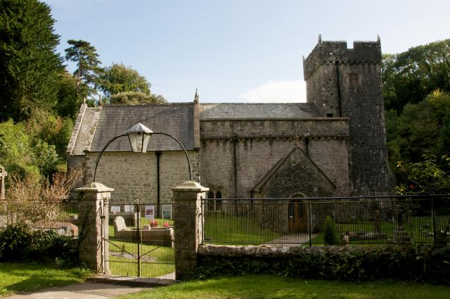 Church of St Donat, St Donats, Vale of Glamorgan StDonats_DSC2729.jpg Photo © Martin Crampin