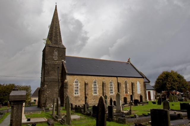 Church of St Teilo, Pontardulais, Swansea Pontardulais_DSC9840.jpg Photo © Martin Crampin
