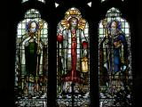 Christ the Light of the World with St Sannan and St David