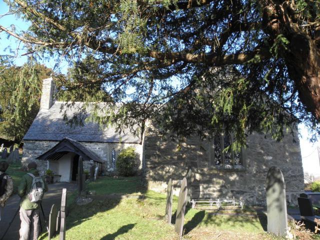 Church of St Peter, Llanbedr-y-cennin, Conwy LlanbedryCenninPJ_P1290027.JPG Photo © Peter Jones