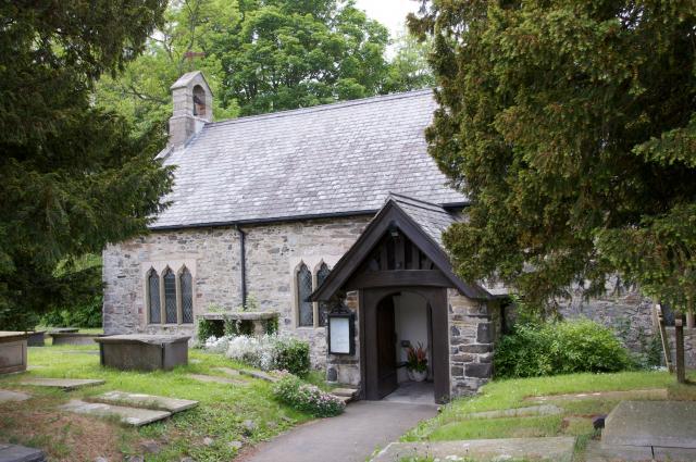 Church of St Mary, Llanfair Talhaiarn, Conwy LlanfairTalhaiarn_DSC3666A.jpg Photo © Martin Crampin