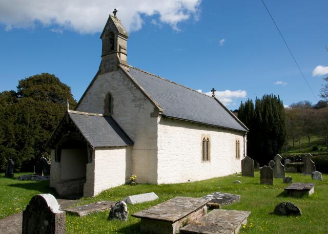 Church of St Michael and All Angels, Efenechtyd, Denbighshire Efenechtyd_DSC9647A.jpg Photo © Martin Crampin