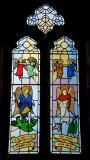 St Michael Window