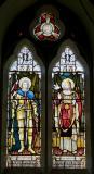 St George and St David