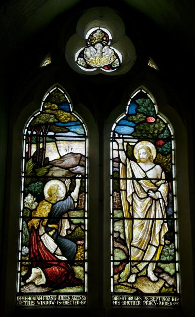 The Risen Christ Appearing to St Mary Magdalene