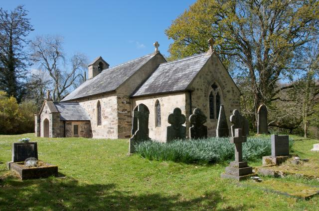 Church of St Brynach, Pontfaen, Pembrokeshire Pontfaen_DSC9836A.jpg Photo © Martin Crampin
