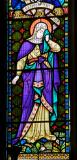 The Virgin Mary: The Crucifixion with the Virgin Mary and St John