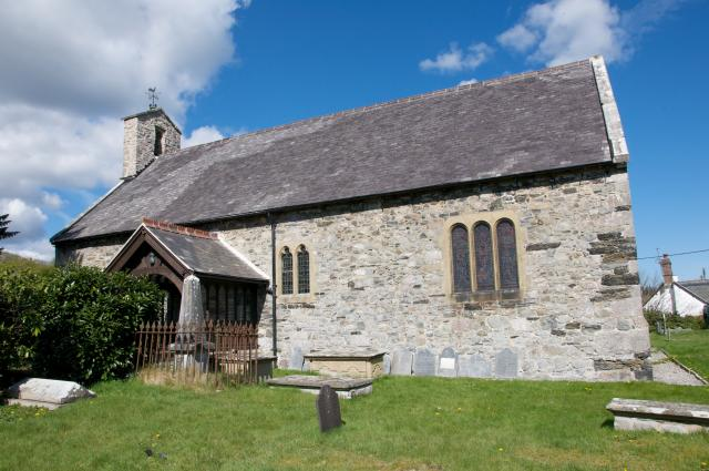 Church of St Foddhyd, Clocaenog, Denbighshire Clocaenog_DSC9630A.jpg Photo © Martin Crampin