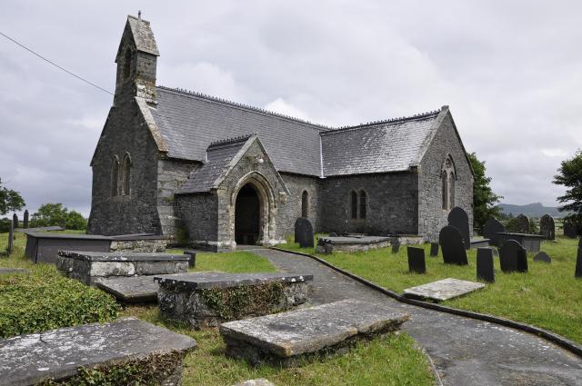 Church of St Edern, Edern, Gwynedd _DSC0744.JPG Photo © Martin Crampin
