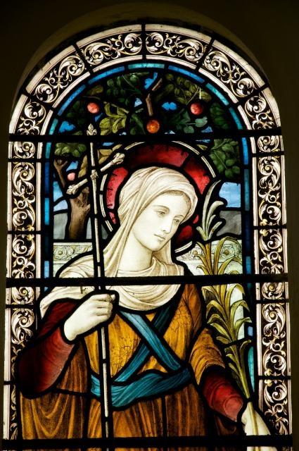 Fides     detail from    Faith, Hope and Charity