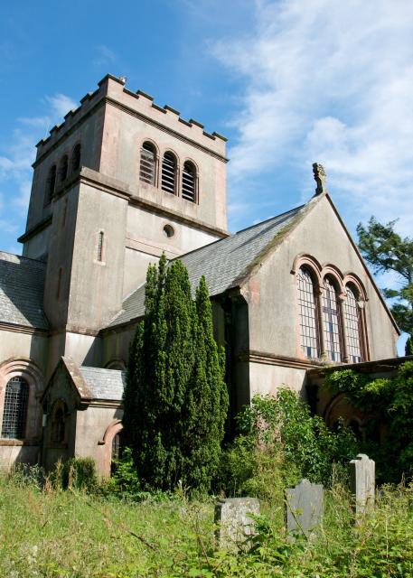 Church of St Buan, Boduan, Gwynedd Boduan_DSC0530B (1).jpg Photo © Martin Crampin