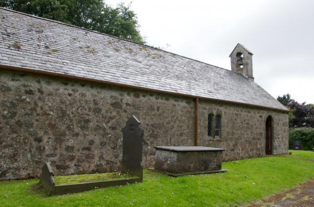Church of St Mary, Llanfair-yn-y-Cwmwd, Anglesey Llanfair-yn-y-Cwmwd_DSC0695B.jpg Photo © Martin Crampin