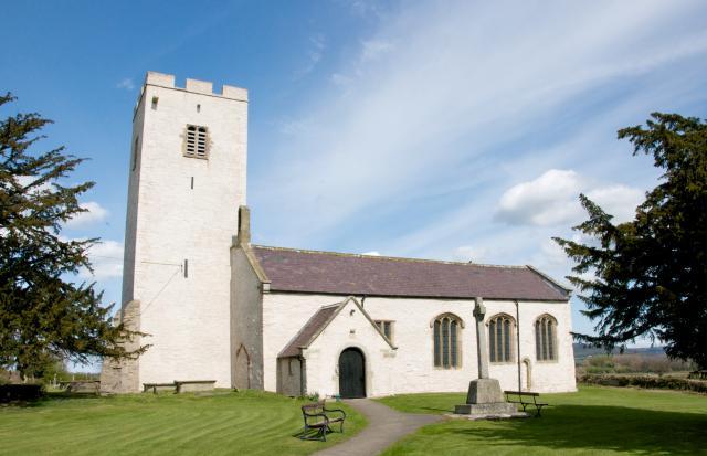 Church of St Marcella, Llanfarchell, Denbighshire Llanfarchell_DSC9648A.jpg Photo © Martin Crampin