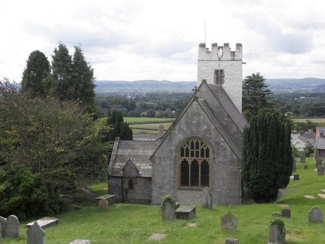 Church of St Stephen, Bodfari, Denbighshire Bodfari_P7211535.JPG Photo © Peter Jones