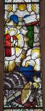 Christ Appearing to St Martin: St Martin with St Asaph and St Cyndeyrn
