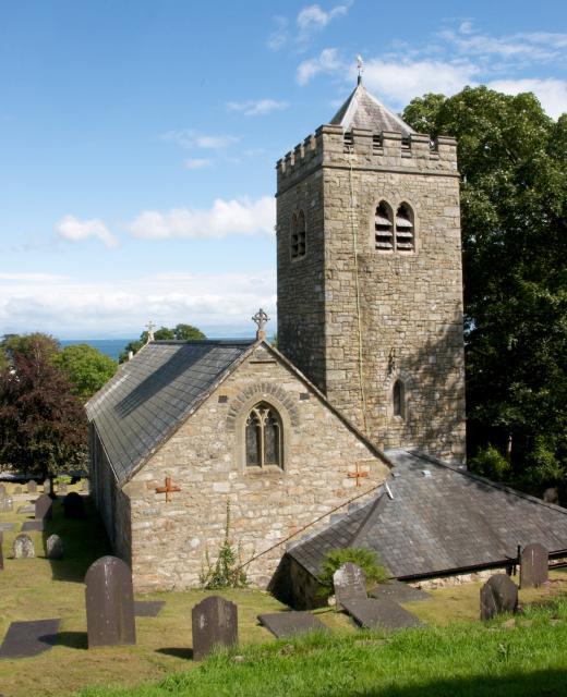 Church of St Pedrog, Llanbedrog, Gwynedd Llanbedrog_DSC9018.jpg Photo © Martin Crampin