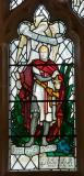 St George: St George and St David with the Crown of Life