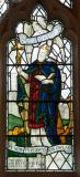 St David: St George and St David with the Crown of Life