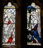 St Lucy and a Kneeling Woman