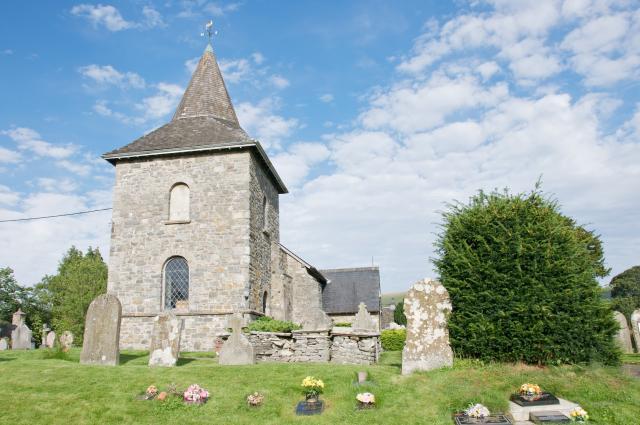Church of St Tecla, Llandegley, Powys Llandegley_DSC1694B.jpg Photo © Martin Crampin