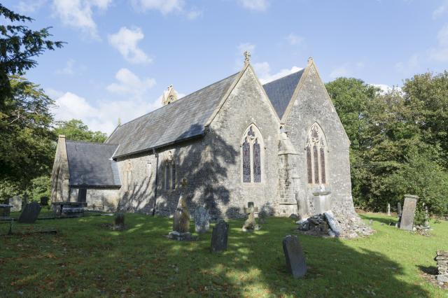 Church of St Peter, Lampeter Velfrey, Pembrokeshire LampetrVelfrey_DSC2712_53A.jpg Photo © Martin Crampin
