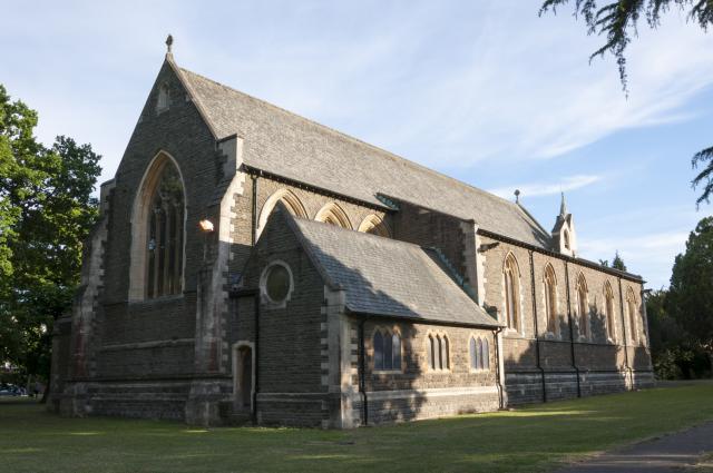 Church of All Saints, Penarth, Vale of Glamorgan PenarthAllSaints_DSC7494.jpg Photo © Martin Crampin